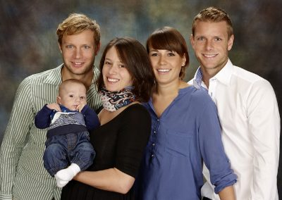 Familien- und Gruppenfoto